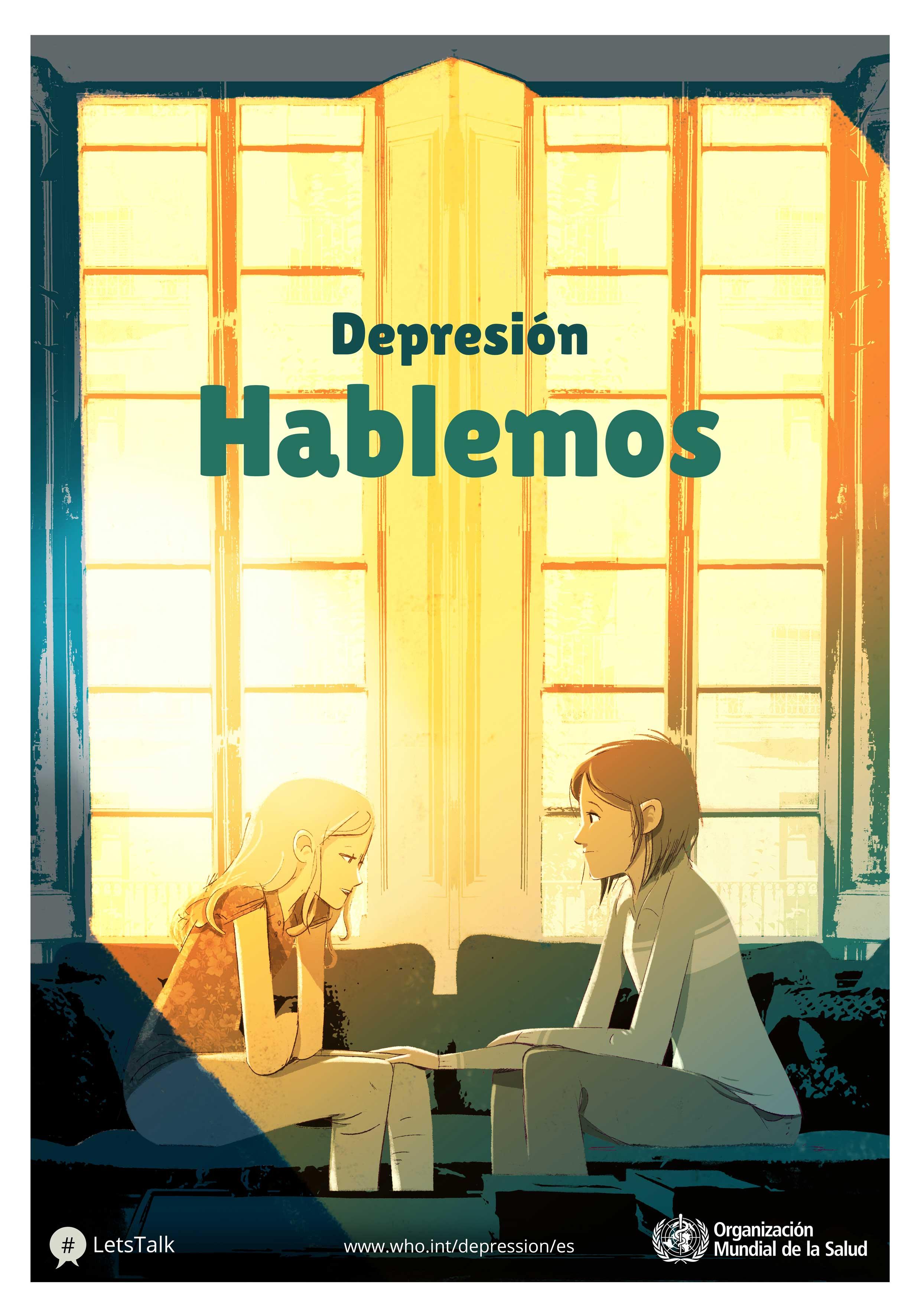 hablemos de la depresion