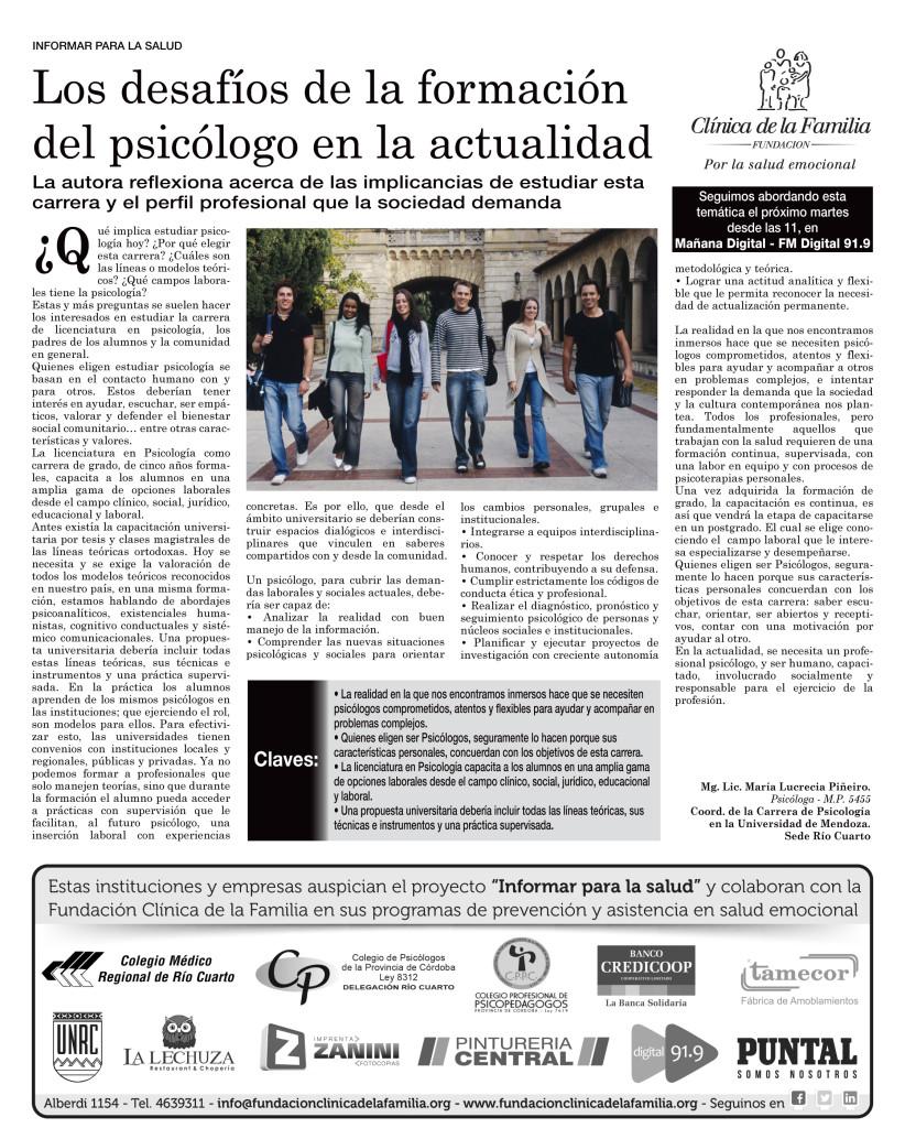 Informar para la Salud - 05-08-17